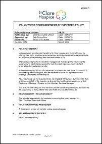 Volunteer Reimbursement of Expenses Policy_Page_1