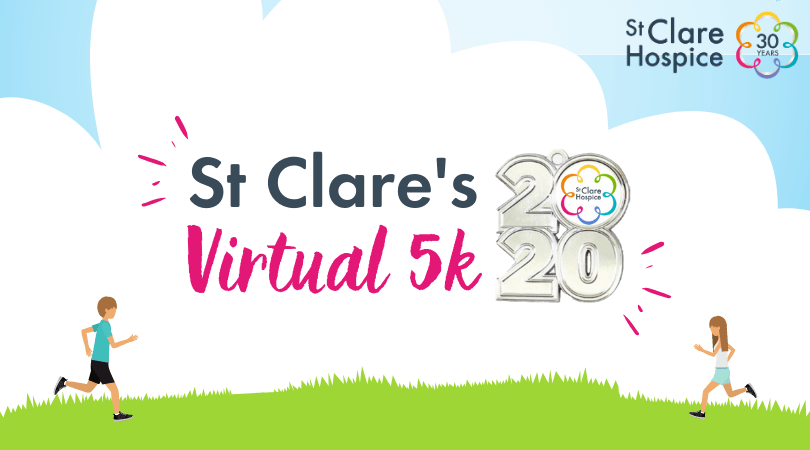 St Clare Virtual 5k
