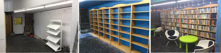Blog bookcases