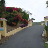 Villa Madeleine, located on St. Croix's exclusive East End, is a gated community.