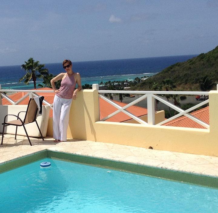 J.C. Phillips @ SolMates St. Croix