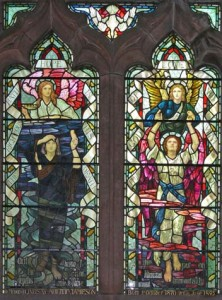 St Cuthbert's Window