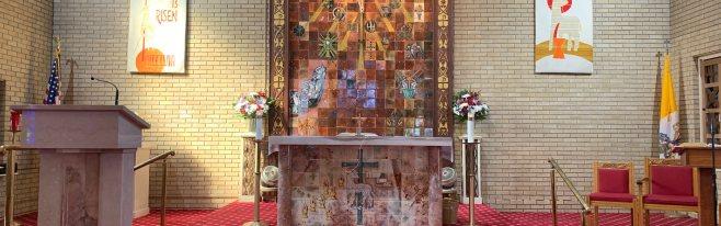 Christ at Mass Reflection (May 10, 2020)