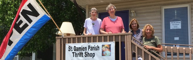 St. Damien Thrift Shop