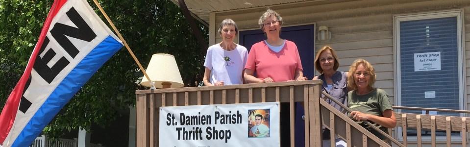 St. Damien Parish Thrift Shop