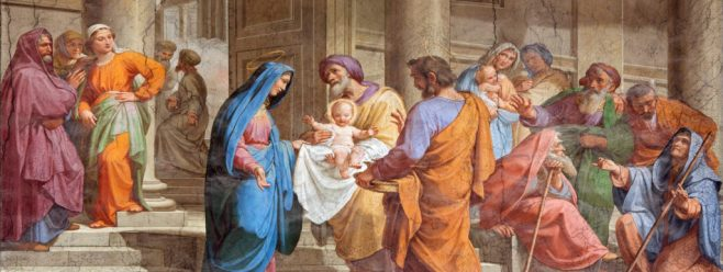 Seek Jesus with Joy and Dedication on the Feast of His Presentation