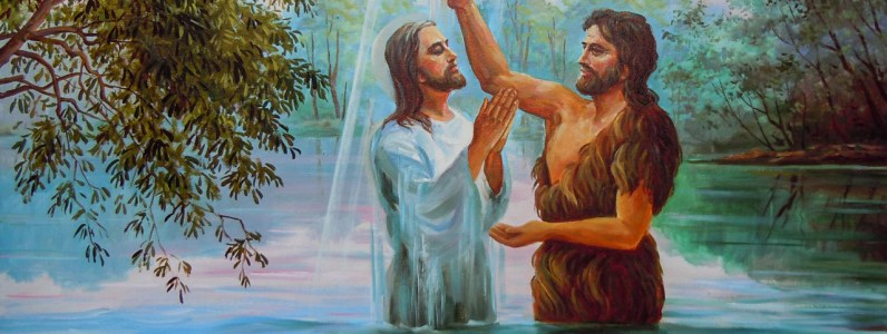 Mass Reflection for the Baptism of the Lord (2020)