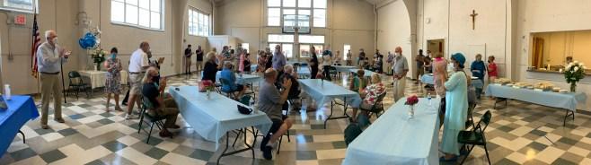 Gallery: Father Michael Rush's Retirement Celebration at St. Damien Parish