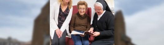 Know Your Fellow Parishioner: Ursula Russo