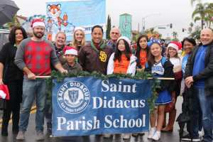 Parents and Students form a community in San Diego