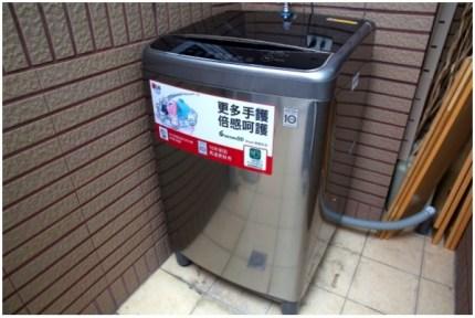 LG真善美6Motion直立洗衣機