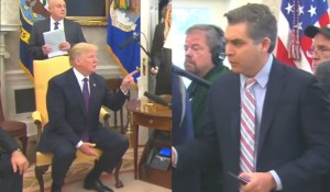 Acosta Makes DISGUSTING Claim Against Trump; Video Exposes THE TRUTH!