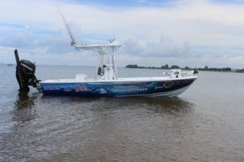 tampa fishing boat