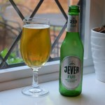 Jever Fun Alcohol-Free Pilsner bottle and glass