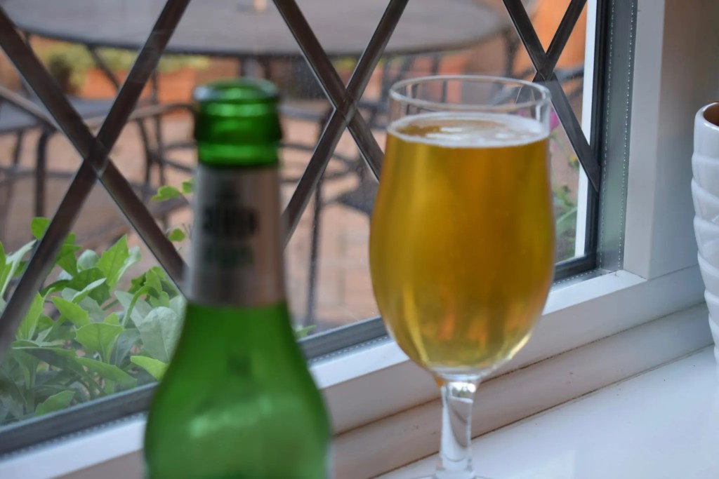 Jever Fun Alcohol-Free Pilsner glass
