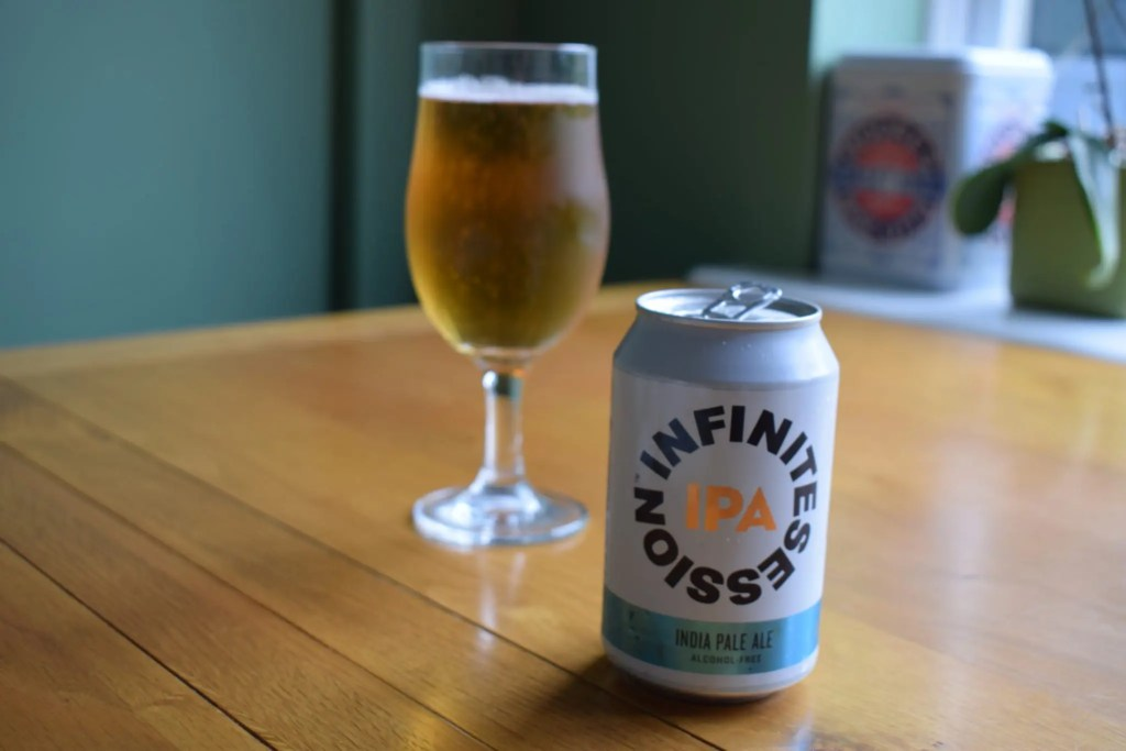 Infinite Session beer IPA