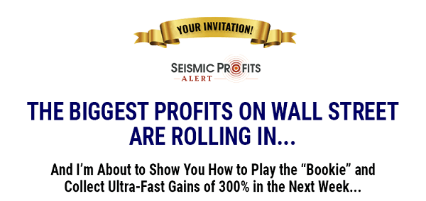 Seismic Profit Alert Review