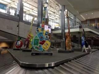 Austin-Bergstrom Airport - Shay Tressa DeSimone