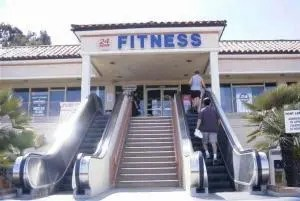 EscalatorsGym