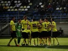 """16 mai 2014. Alexandru Mateiu căpitan la ultimul său meci jucat pe """"Silviu Ploeşteanu""""."""