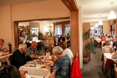 Steakhaus Walbeck - Saal
