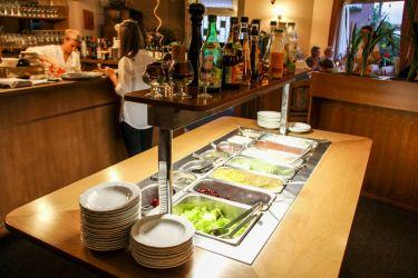 Steakhaus Walbeck - Salatbuffet