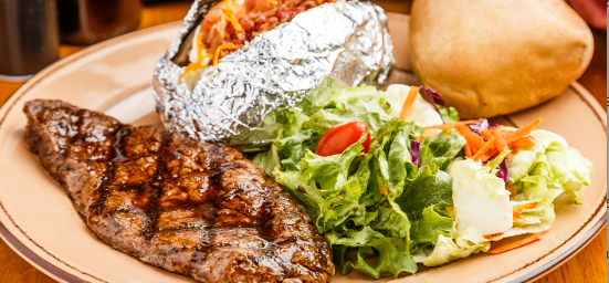 Steak Out Menu Augusta Ga