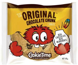 An image of a packaged cookie time