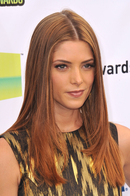 Ashley Greenes Hairstyles Amp Hair Colors Steal Her Style