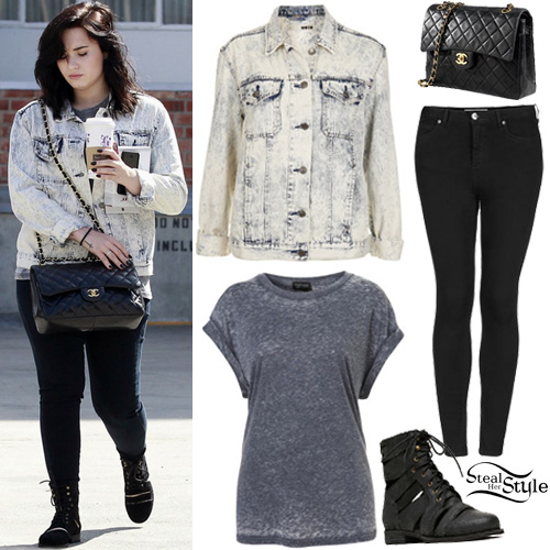 168 demi lovato fashion clothes amp outfits steal her