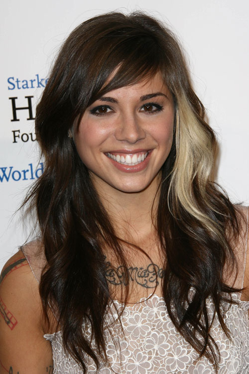 Christina Perris Hairstyles Amp Hair Colors Steal Her Style