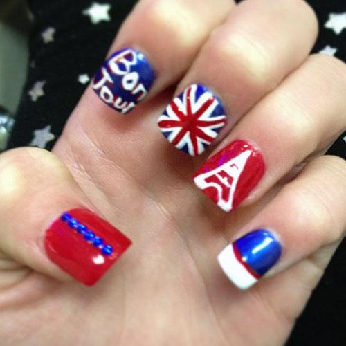 Jordyn Jones Nails