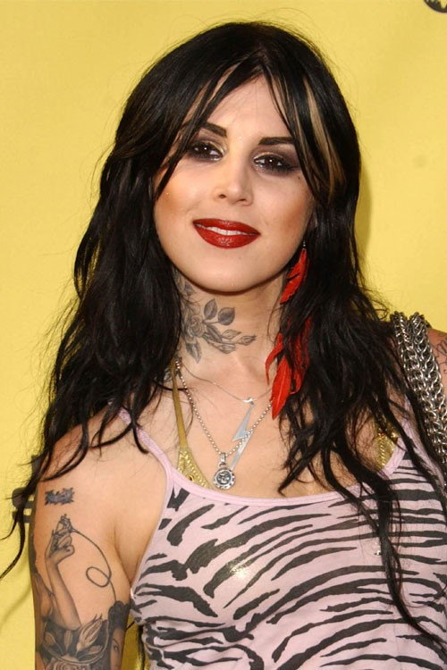 Kat Von Ds Hairstyles Amp Hair Colors Steal Her Style