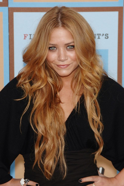 Mary Kate Olsens Hairstyles Amp Hair Colors Steal Her Style