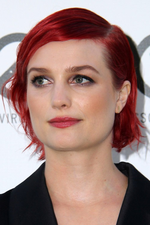 Alison Sudols Hairstyles Amp Hair Colors Steal Her Style