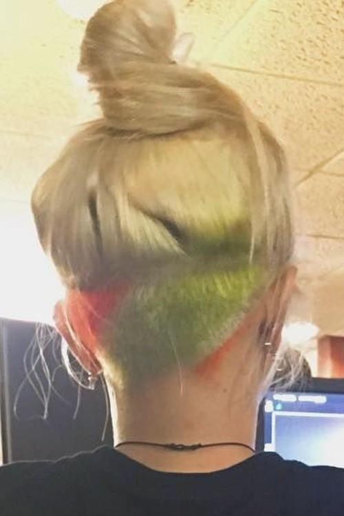 Hayley Kiyokos Hairstyles Amp Hair Colors Steal Her Style