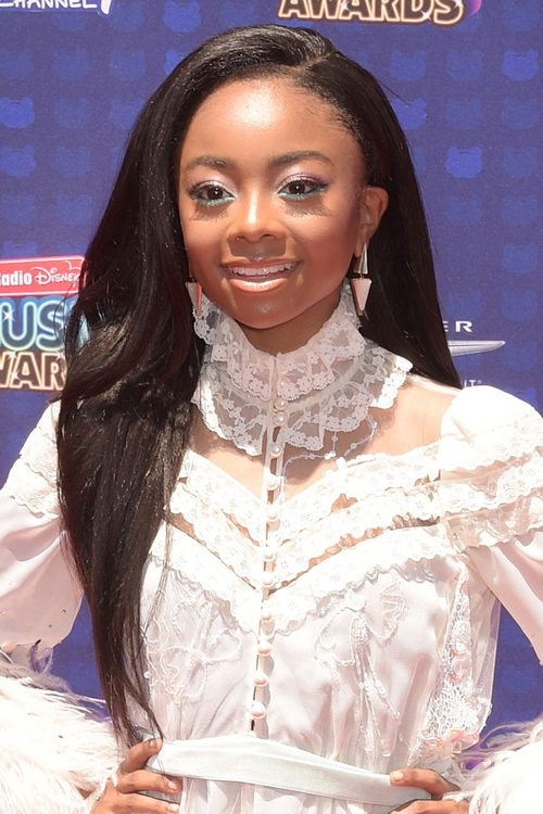 Skai Jacksons Hairstyles Amp Hair Colors Steal Her Style