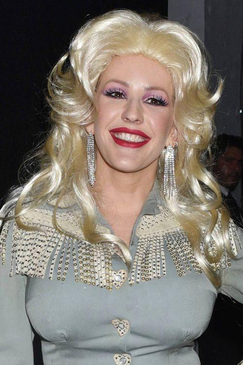 Ellie Gouldings Hairstyles Amp Hair Colors Steal Her Style