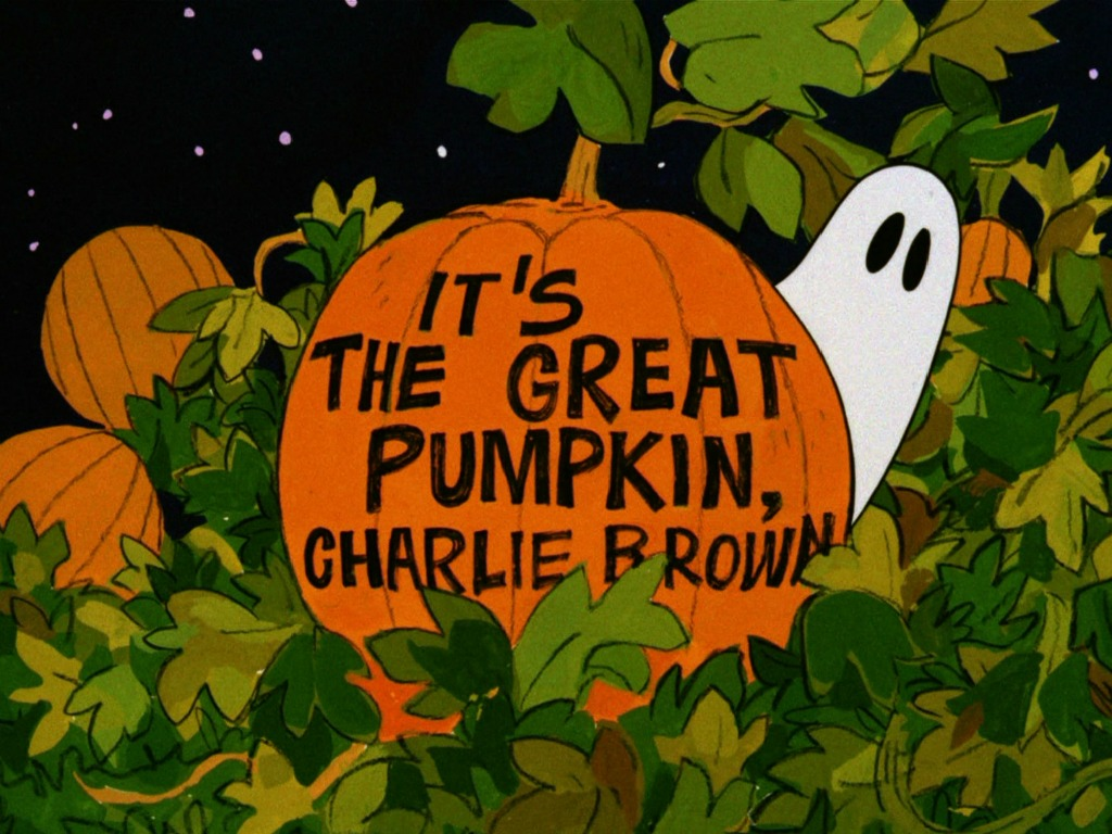 It S The Great Pumpkin Charlie Brown Devo