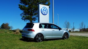 2017 GTI Sport at VW Plant in Chattanooga