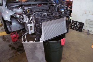 APR-Intercooler-Placed
