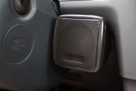 I attached the speakers to the dash with Household GOOP.