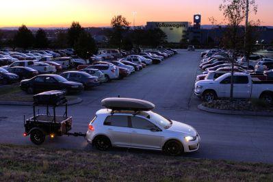 Volkswagen Plant in Chattanooga...