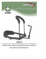 i-Drive® Control Harness