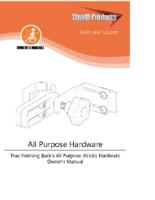 TFB All Purpose (Knob) Hardware