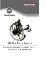 P147D590 — HA-10, -12, and -14 Installation Manual