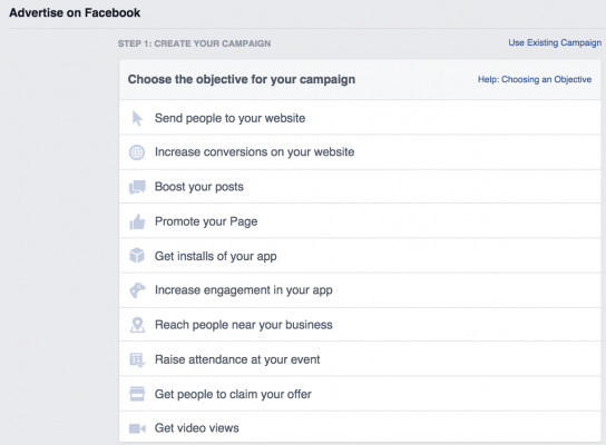 how-to-increase-webinar-signups-facebook-ads-ad-objective