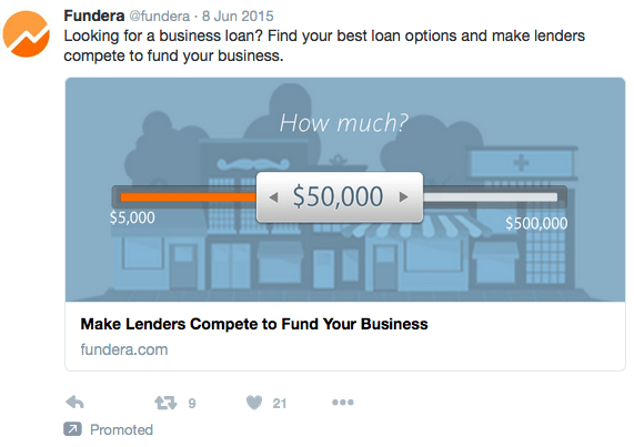 Fundera - make lenders compete to fund your business
