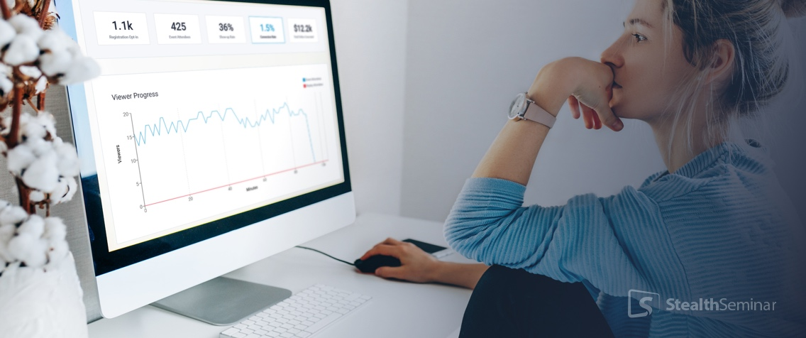 Optimizing an Automated Webinar Funnel with Data Analytics