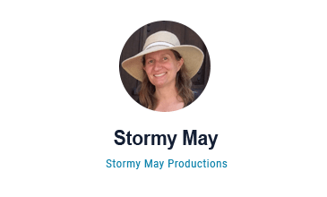 Stormy May from Stormy May Productions